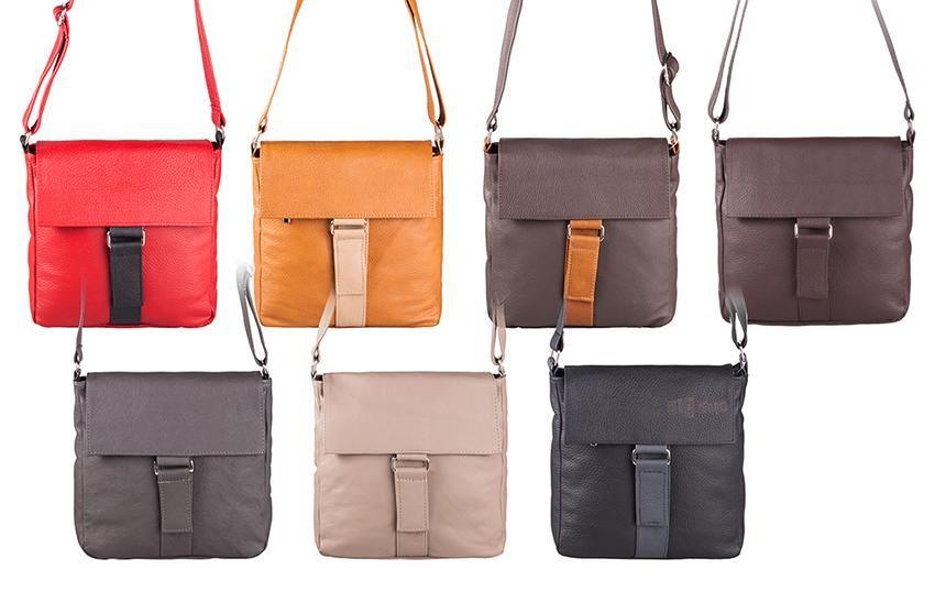 Listonoszka Modna Torebka Ze Skory Naturalnej 5879728103 Oficjalne Archiwum Allegro Bags Camera Bag Luggage