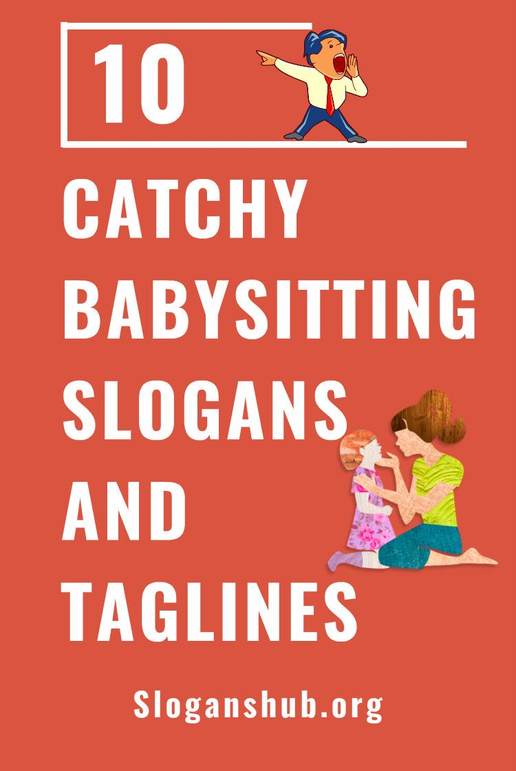 catchy babysitting titles