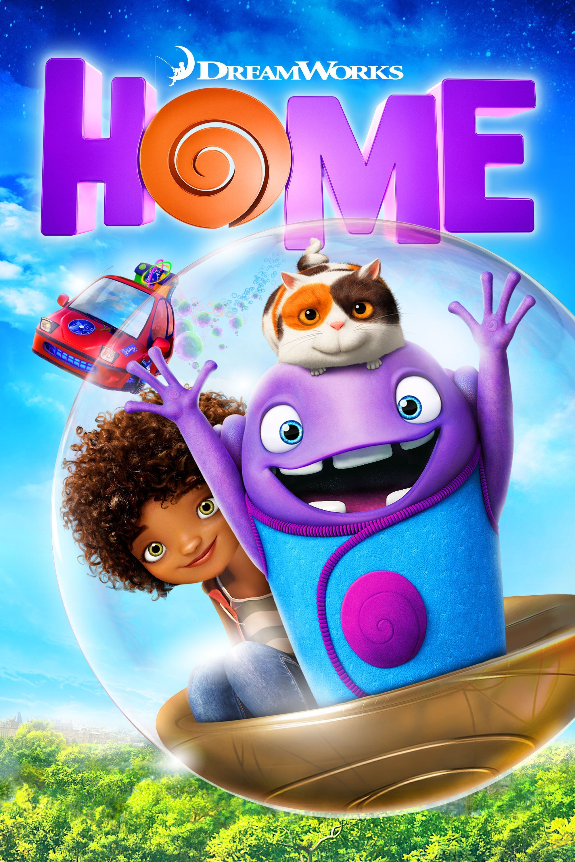 Home (2015) 20151110 (With images) Kids' movies