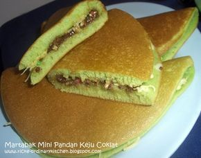 Just My Ordinary Kitchen Martabak Mini Pandan Keju Coklat Makanan Coklat Keju
