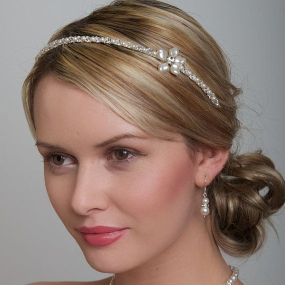 Wedding Headband Bridal Headbands