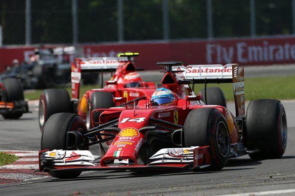 F1 2014 All Season Photos