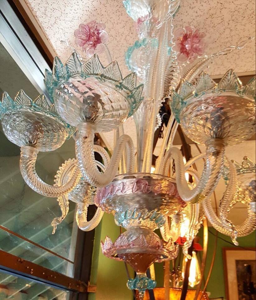 Lampadari In Vetro Soffiato.Lampadario In Vetro Soffiato Di Murano Info Freelancecarry Gmail Com E Whatsapp 39 333 44 11 11 4 Mur Murano Glass Baroque Decor Blown Glass Chandelier