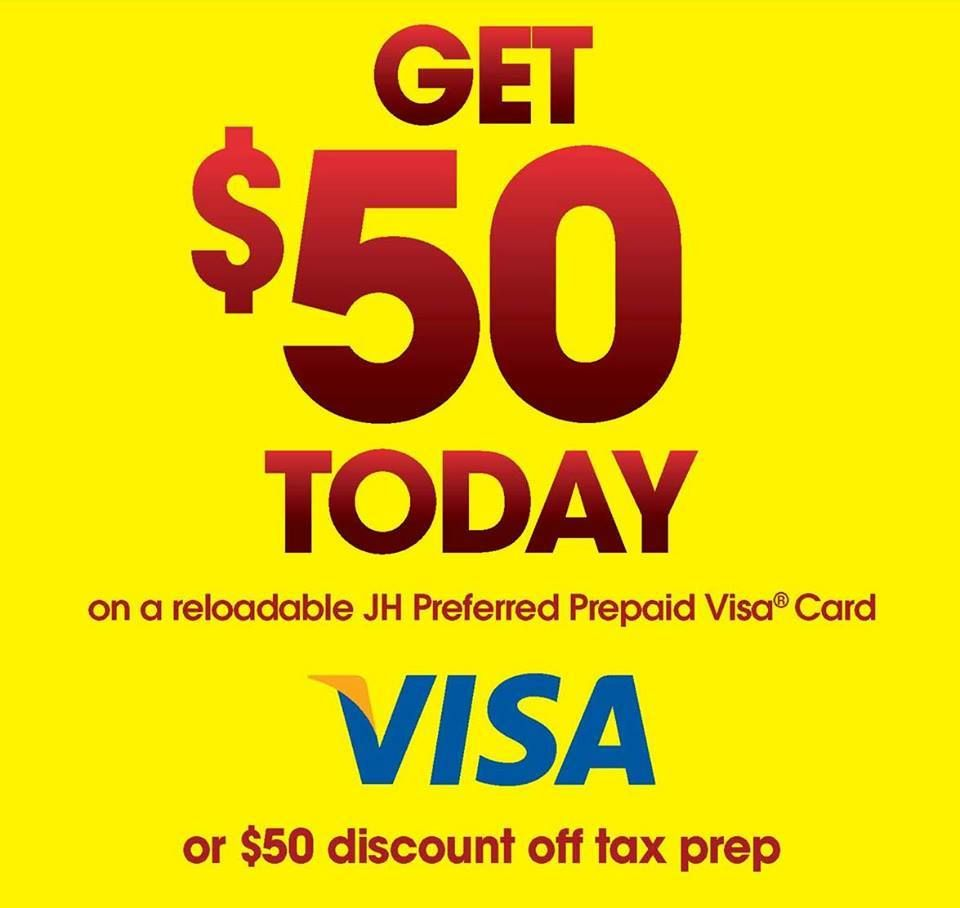 Come in today to take advantage of our fast 50 promotion