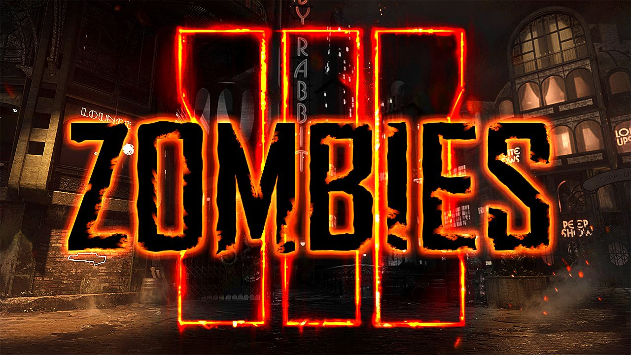 BO3 zombies is so much fun and there still adding more