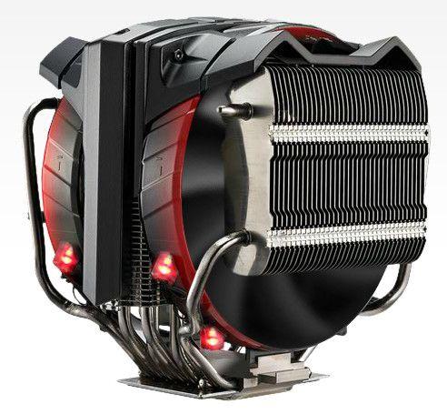 Cooler Master Unveils Monstrous V8