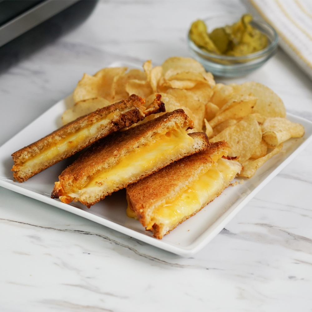 Vortex Plus Classic Grilled Cheese Sandwich Recipe in