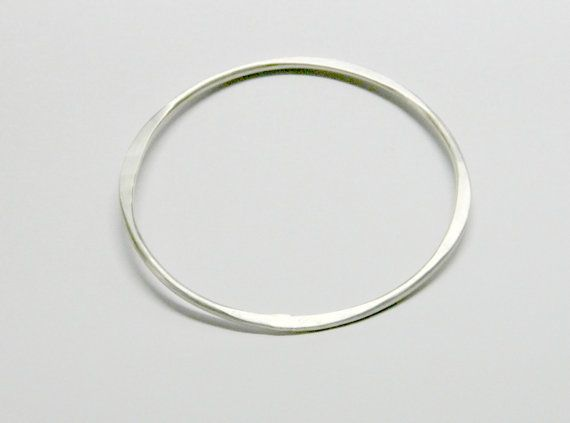 myshine and fashion thick bangle sterling silver bangles product detail