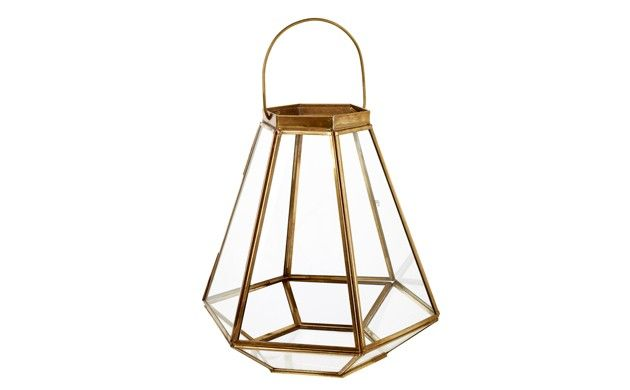 by Sainsburys Hexagonal Lantern | HOME INSPIRATIONS | Pinterest