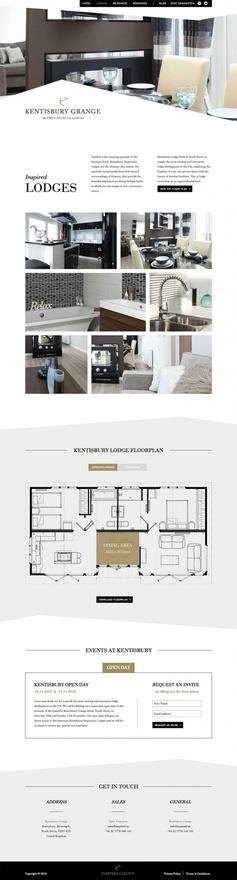 Kentisbury Grange #inspiration #website #hotel #webdesign #scoll #minimal #web, repinned by www.BlickeDeeler.de