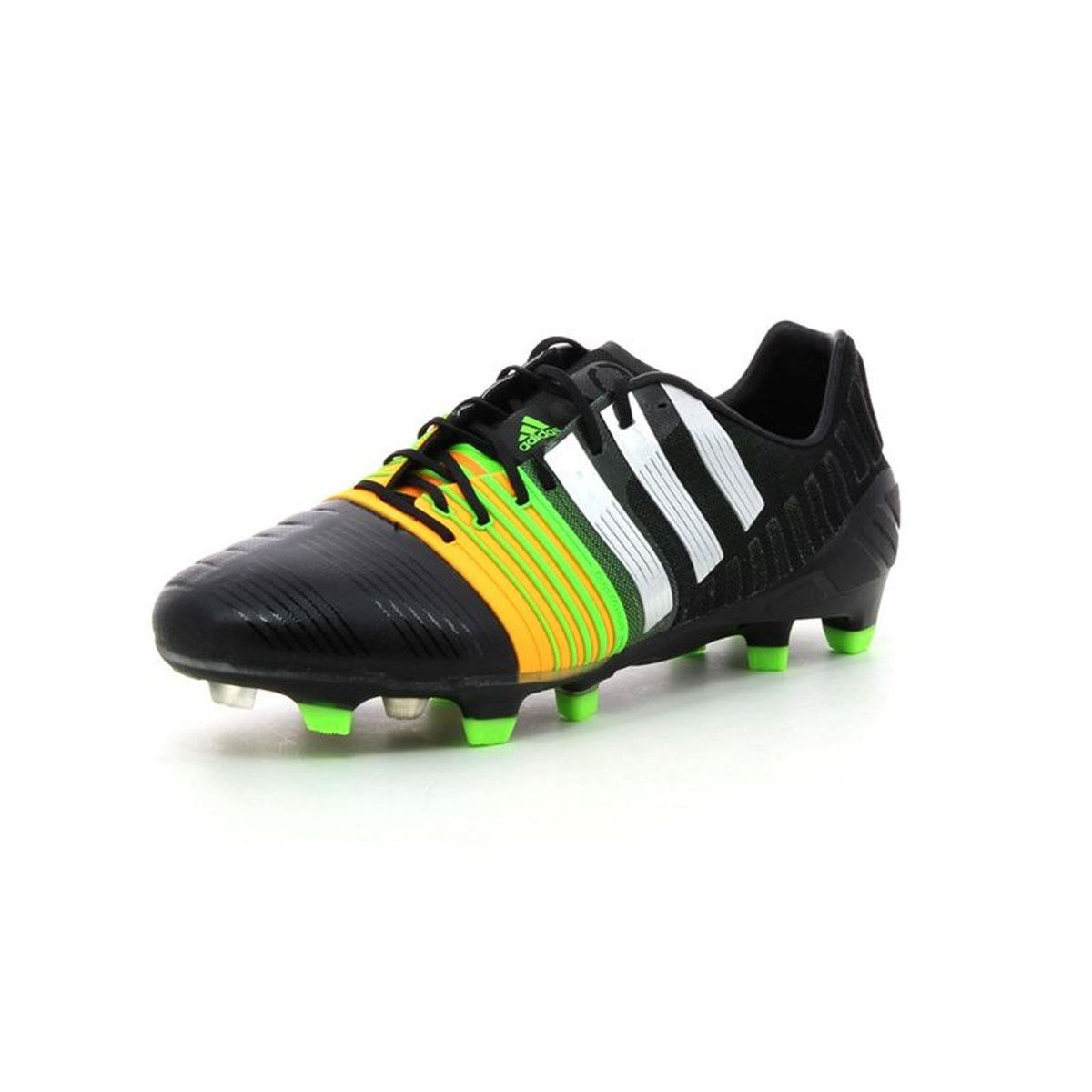 3037ab081 Adidas Performance Nitrocharge 1.0 Fg Chaussures De Football Homme Noir -  Taille : 42 2/