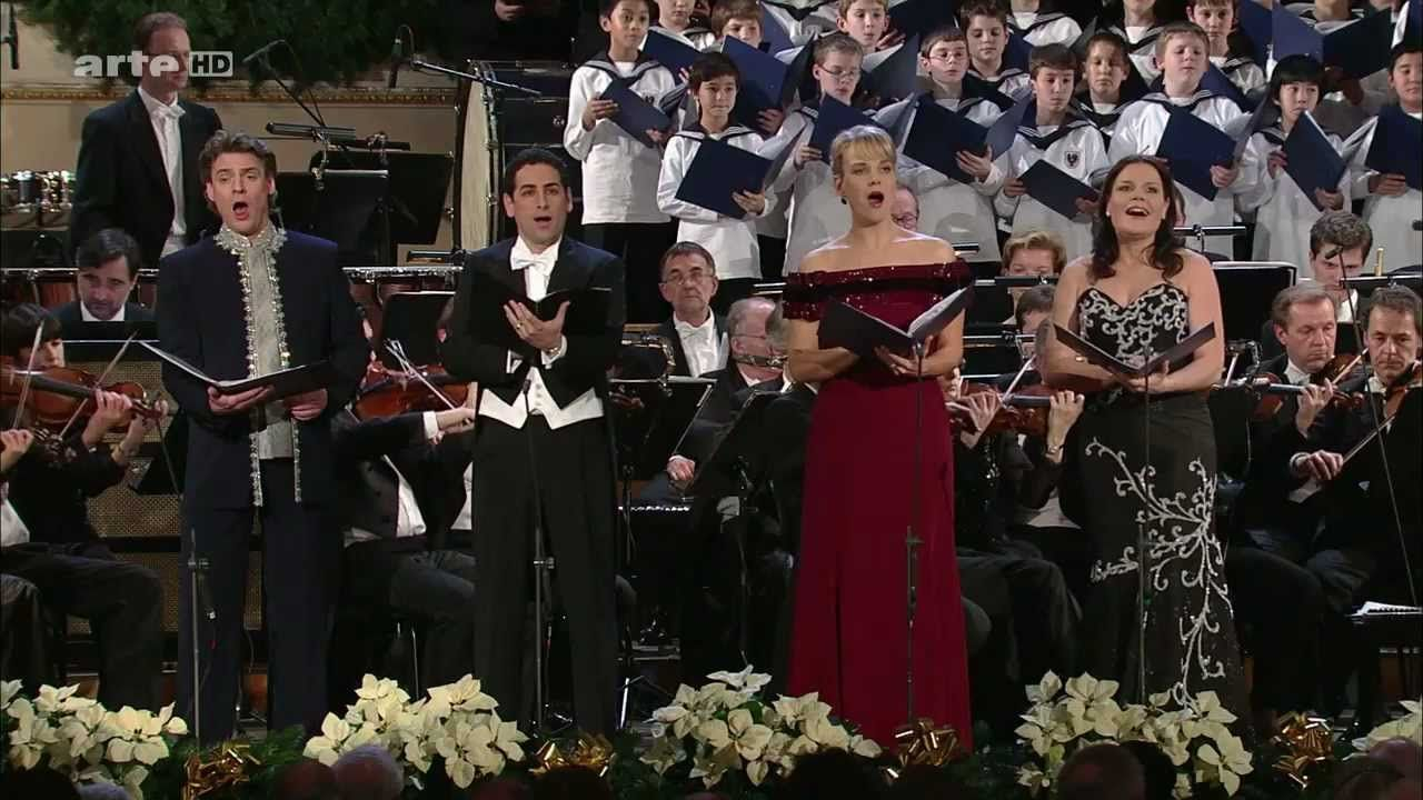 "Christmas in Vienna"" with international soloists such as"
