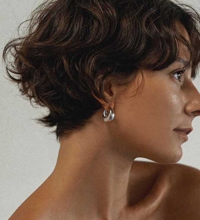 The pixie cut isn't going anywhere