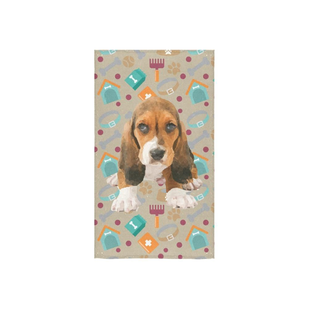 083f5e4c6639 TeeAmazing -  e-joyer Basset Hound Custom Towel 16
