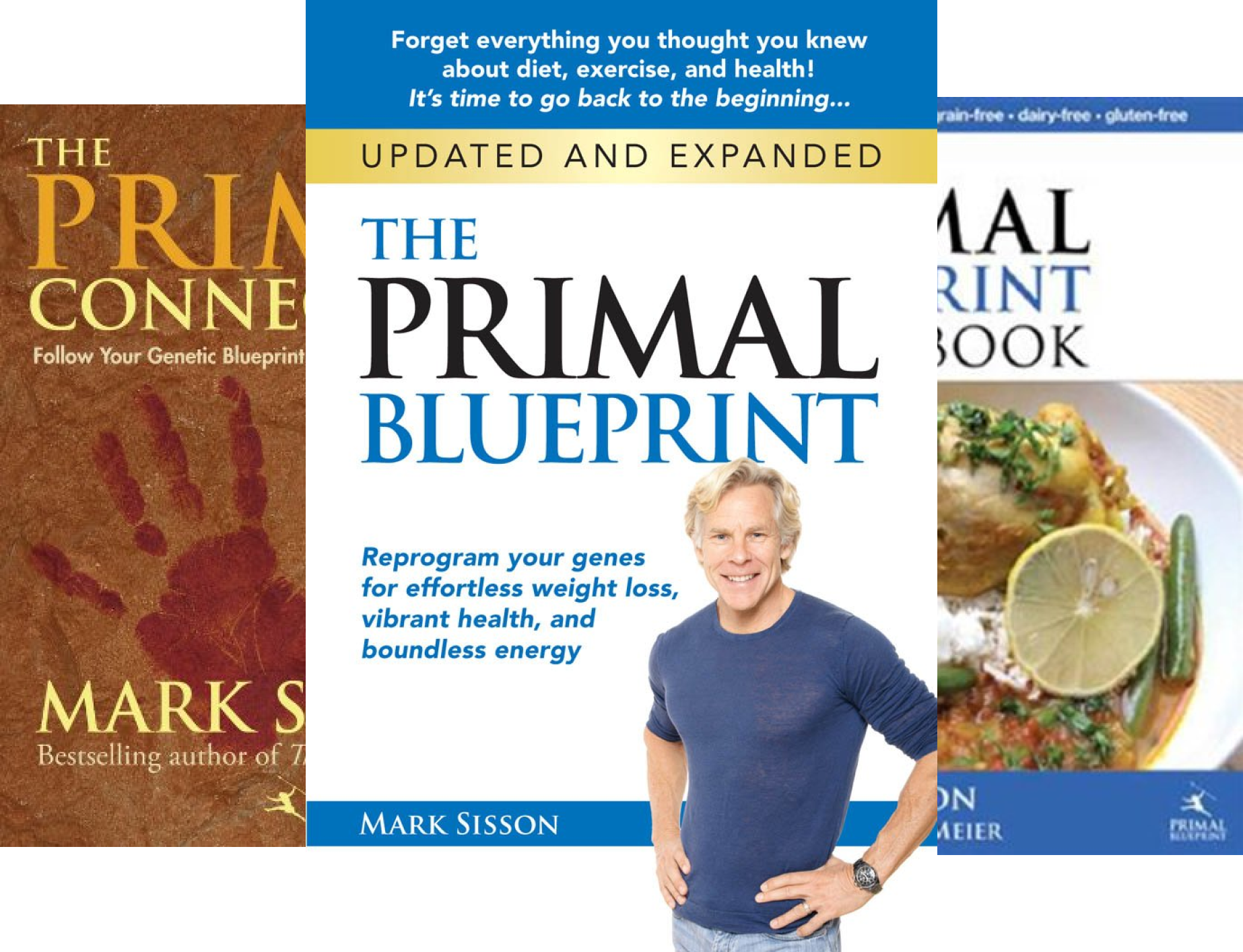 A collection of five hardcover primal blueprint books 5 book a collection of five hardcover primal blueprint books 5 book series malvernweather Choice Image