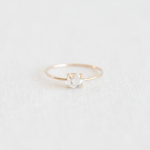 Kristen Elspeth Herkimer Diamond Ring #diamondrings
