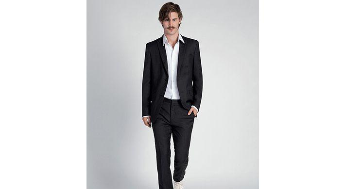 osklen-grey-lightweight-suit.jpg (710×390) | Wedding | Pinterest ...