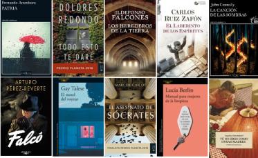 Libros más vendidos semana del 30 de enero al 5 de febrero en ficción