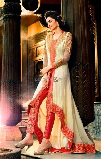 Different #styles #designer pakistani salwar suit with #straight ...