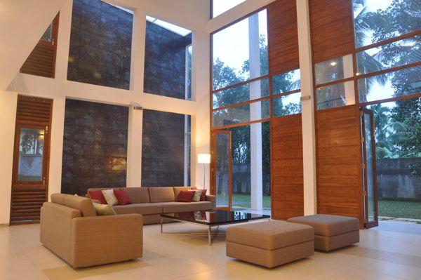 Imposing modern architecture in sri lanka chamila for Interior design ideas for small house in sri lanka