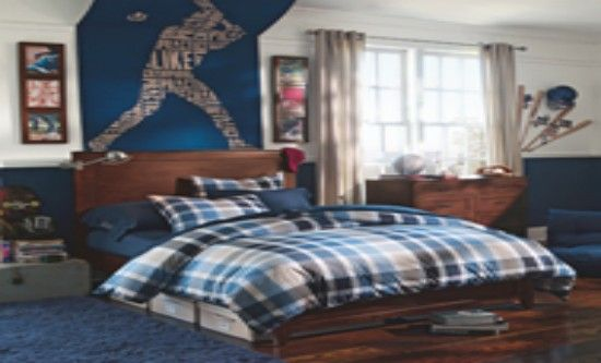 Cool Bedroom Ideas For Teenage Boys