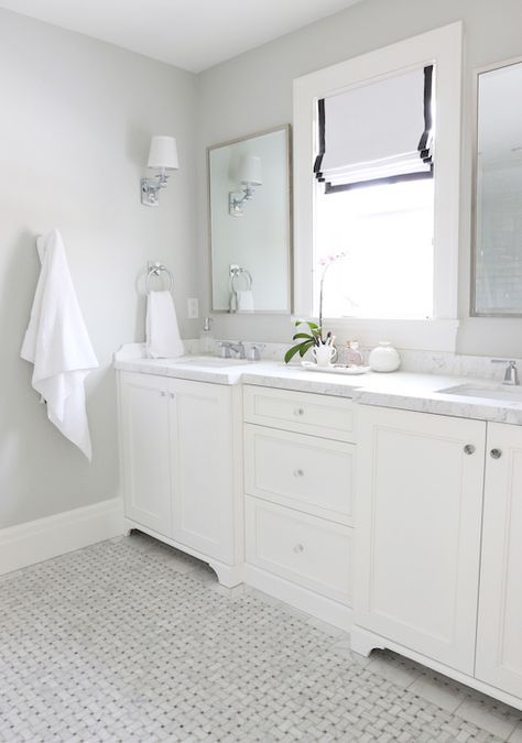 Best Off White Paint Color For Bathroom