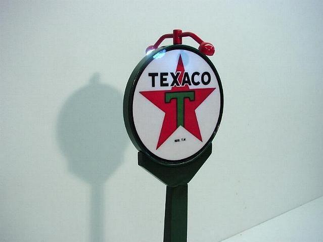 Antique Texaco Pole Sign – Wonderful Image Gallery