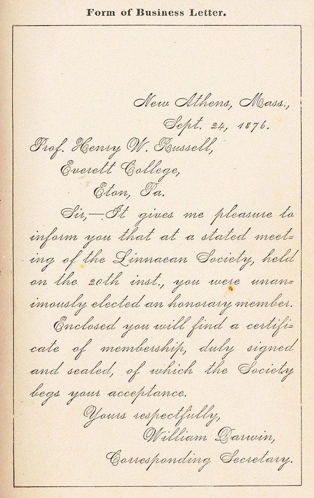 epistolary style of writing