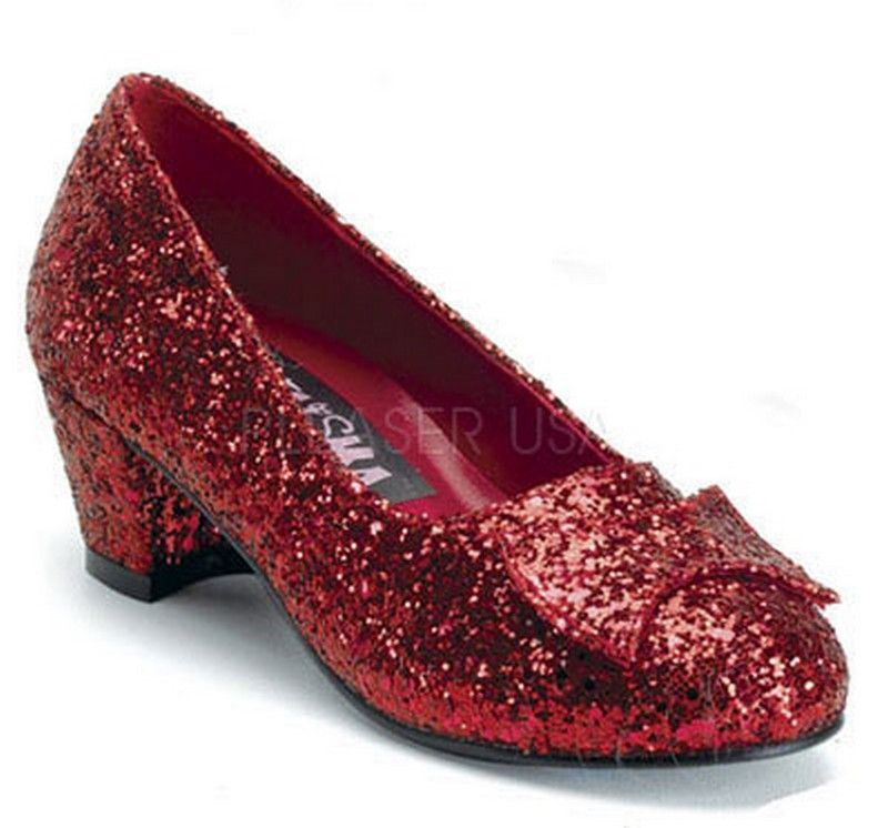 Red Dorothy Girls Shoes