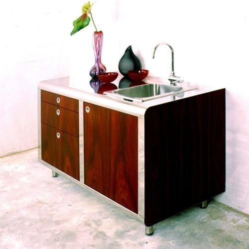 Küchenmodule gebogene küchenmodule nola spülbecken küche möbel