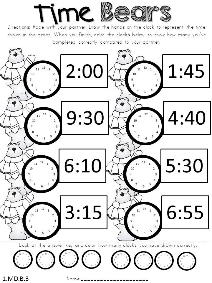 Grammar Worksheets and Math Printables for First Grade