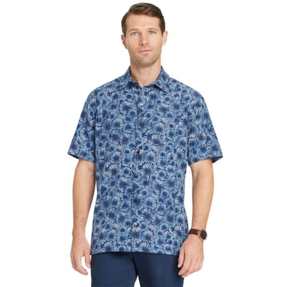 Van Heusen Air Cooling Zone Big Tall Shirt Xlt Nwt Ret 60 Fashion Clothing Shoes Accessories Mensclothin Button Down Shirt Mens Vans Big Tall Shirts