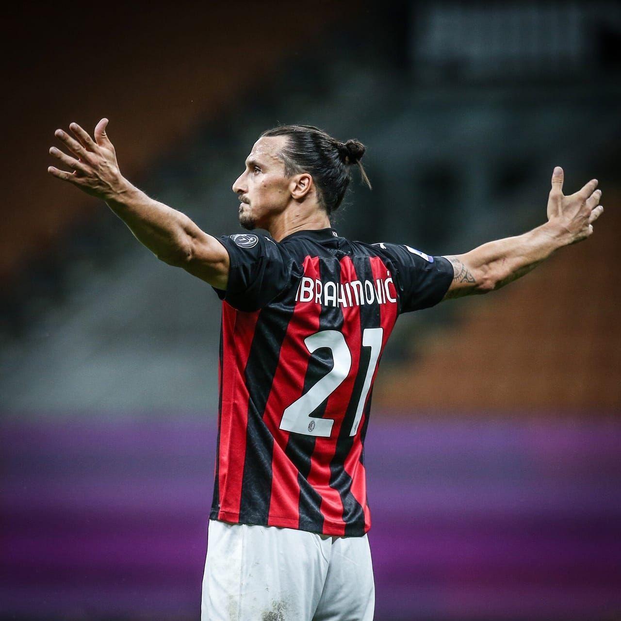 Zlatan Ibrahimovic On Twitter In 2020 Zlatan Ibrahimovic Ac Milan Milan
