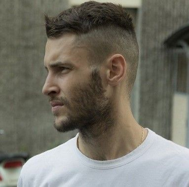 Undercut Hairstyle Men Unique Men Short Hairstyles For Masculine Looks Undercut Hairstyle For Men