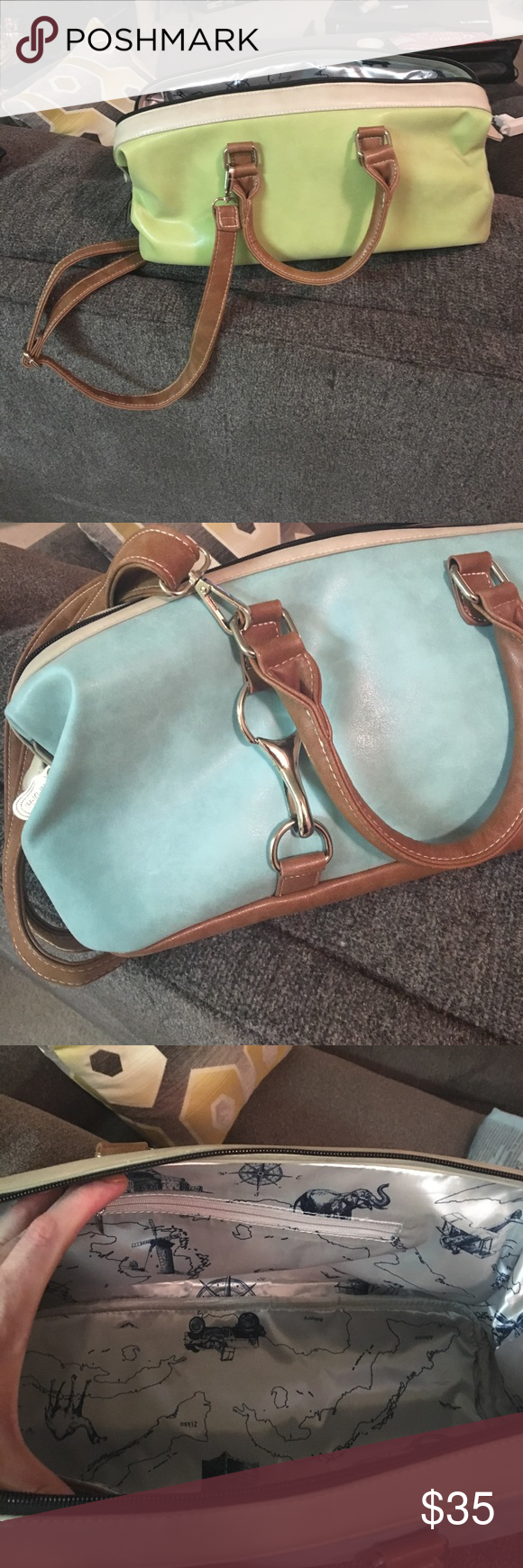 HI DI HI Vikken bag NWOT vikken bag in expedition south bag adorable for freelance artists hi di hi Bags