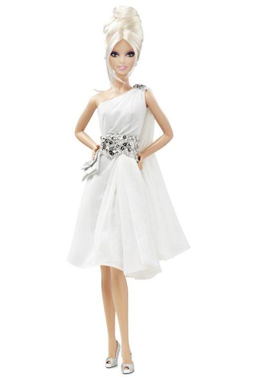 Pinch of Platinum Barbie Platinum Label® Designed by  Robert Best Release  Date  5 51a9fab5781
