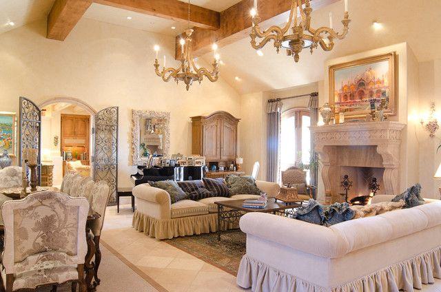 High Quality 30 Amazing Mediterranean Living Design