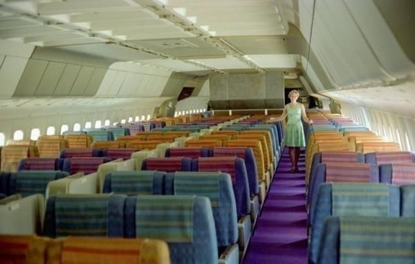 Interior Eastern Airlines L 1011 Keith L Mock Www