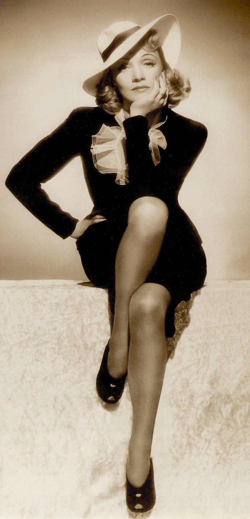 MARLENE DIETRICH in MANPOWER 1941 photo by Scotty Welbourne. I have a 20 b/w…