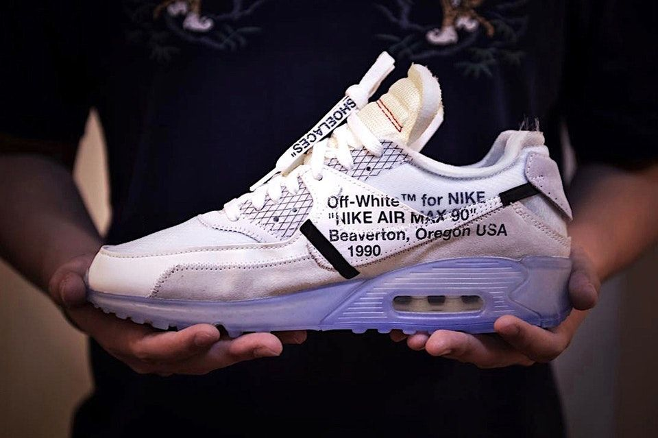 cf7285ecaa Virgil Abloh x Nike Air Max 90's Second Coming Could Have Greyscale Coloring
