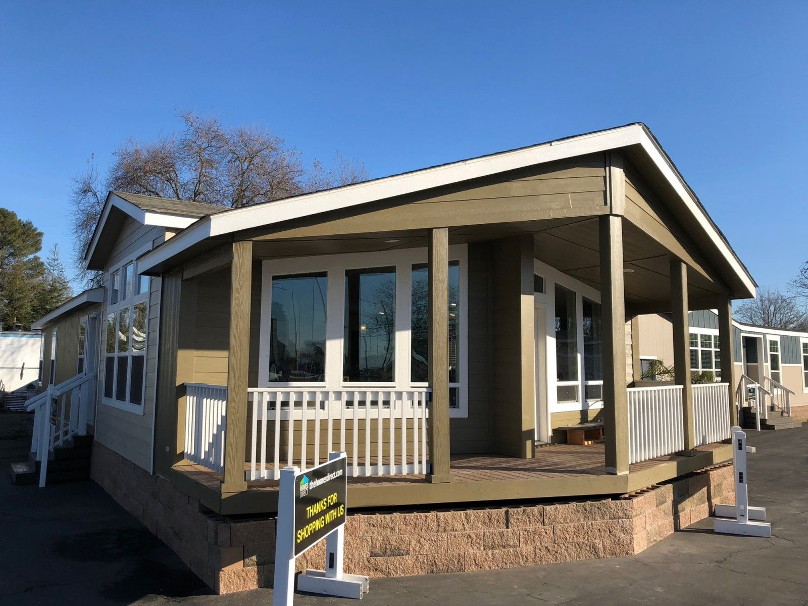 Metolius Cabin 2 Modular home builders, Manufactured