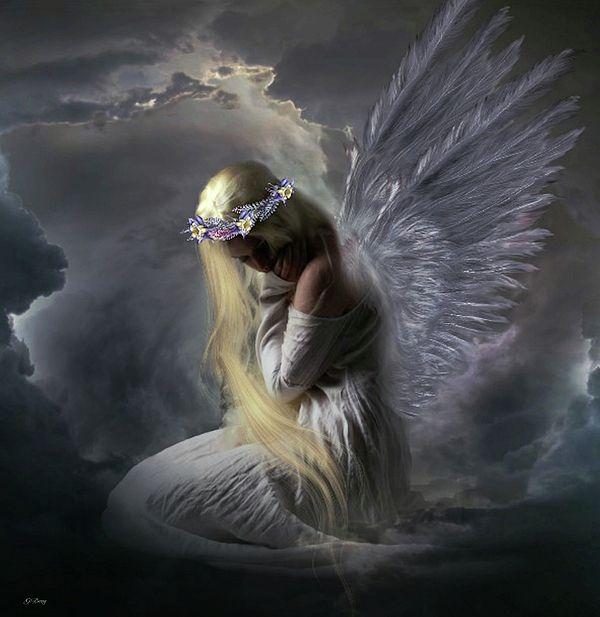 Картинки на телефон ангелы хранители, днем