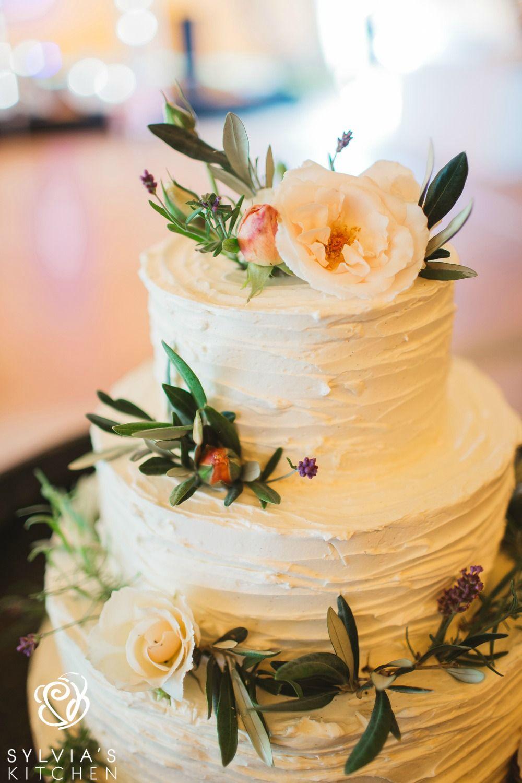 Sylvia\'s Kitchen | Joanna Three tier wedding cake at Heaven Farm ...