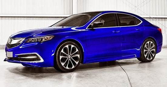 2016 Acura TLX Hybrid Type S Release Date