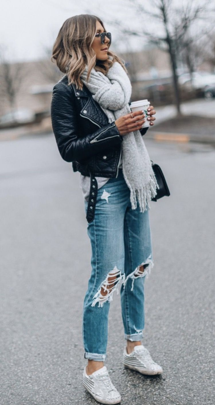 40 Outstanding Casual Outfits To Fall In Love With | The Chic Pursuit 17