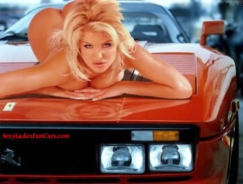Fast cars with naked ladies porno photo