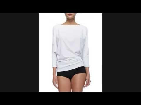 SALE!! Cover UPF 50 Relaxed Long-Sleeve Swim Tee & Hipster Swim Bottom