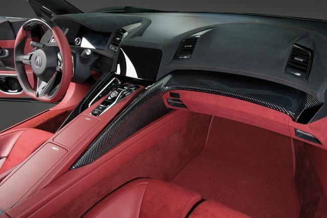 Elegant 2015 Acura NSX Interior Best Quality Wallpaper For Desktop Idea