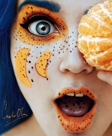 Conceptual Photography | Projects Tutti Frutti by Cristina Otero