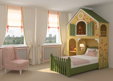 girls bunk beds | Princess castle bed, castle bed, carrage bed, custom made bed,